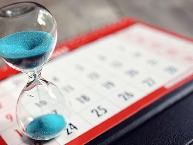 Zelforganisatie en uren verantwoorden